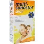 MULTI SANOSTOL Sirup**