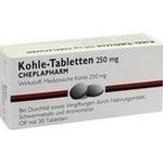 KOHLE Tabletten**