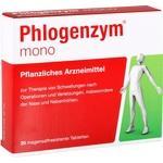 PHLOGENZYM mono magensaftresistente Tabletten**