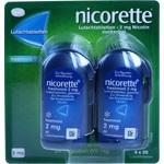 NICORETTE freshmint 2 mg Lutschtabletten gepresst**