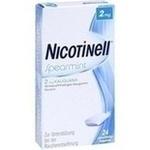 NICOTINELL Spearmint 2 mg Kaugummi**