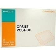 OPSITE Post-OP 10x12 cm Verband einzeln steril