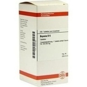 BRYONIA D 6 Tabletten