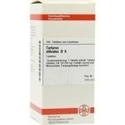 TARTARUS STIBIATUS D 6 Tabletten