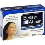 BESSER Atmen Nasenstrips beige normale Größe
