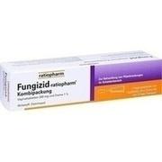 FUNGIZID-ratiopharm 3 Vag.-Tbl.+ 20g Creme