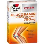 DOPPELHERZ Glucosamin-Hydrochlorid 750mg syst.Tab.
