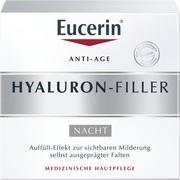 EUCERIN Anti-Age HYALURON-FILLER Nacht Tiegel