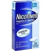 NICOTINELL Kaugummi Cool Mint 2 mg