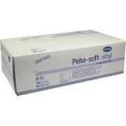 PEHA-SOFT Vinyl Unt.Handschuhe unste.puderfrei S