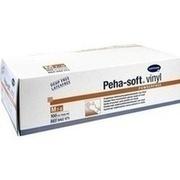 PEHA-SOFT Vinyl Unt.Handschuhe unste.puderfrei M