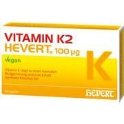 VITAMIN K2 HEVERT 100 μg Kapseln
