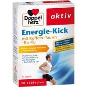 DOPPELHERZ Energie-Kick Tabletten