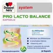 DOPPELHERZ Pro Lacto Balance system Kapseln