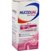 MUCODUAL 2in1 Sirup