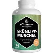 GRÜNLIPPMUSCHEL 500 mg hochdosiert Kapseln