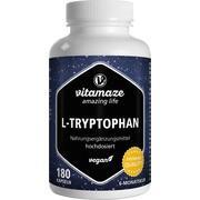 L-TRYPTOPHAN 500 mg hochdosiert vegan Kapseln