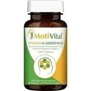 MOTIVITAL Lebensfreude+5-HTP 200 mg+Rosenwurz Kps.