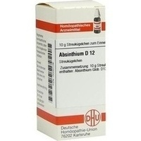 DHU ABSINTHIUM D 12 Globuli