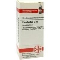 DHU EUCALYPTUS C 30 Globules