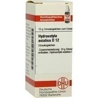DHU HYDROCOTYLE ASIATICA D 12 Globulos