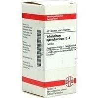 DHU YOHIMBINUM hydrochl. D 4 Compresse