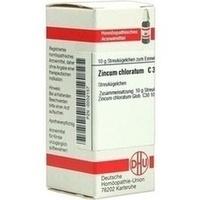 DHU ZINCUM CHLORATUM C 30 Globules