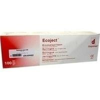EINMALSPRITZE 5 ml Luer Ecoject