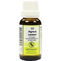 AGNUS CASTUS KOMPLEX Nr.22 Dilution