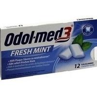 ODOL MED 3 Fresh Mint Kaugummi