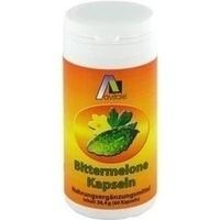 BITTERMELONE KAPSELN 500 mg