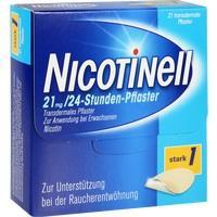 NICOTINELL 21 mg/24-Stunden-Pflaster 52,5mg