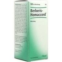 BERBERIS HOMACCORD Liquidum