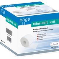 HÖGA-HAFT Fixierbinde 8 cmx20 m weiß