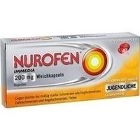 NUROFEN Immedia 200 mg Weichkapseln
