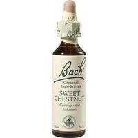 Bach-blüte Sweet Chestnut Tropfen