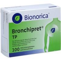 BRONCHIPRET TP Filmtabletten