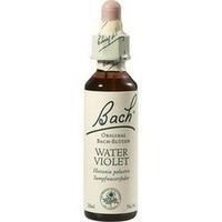 Bach-blüte Water Violet Tropfen