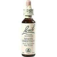 Bach-blüte White Chestnut Tropfen