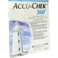 ACCU CHEK 360 Software CD Standard
