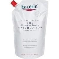 EUCERIN pH5 Protectiv Waschlotio Nachfüllbeutel
