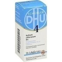 Biochemie 4 Kalium Chloratum D3 Tabletten