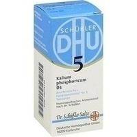 Biochemie 5 Kalium Phosphoricum D3 Tabletten