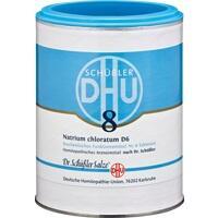 Biochemie 8 Natrium Chloratum D6 Tabletten