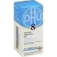 Biochemie 8 Natrium Chloratum D12 Tabletten