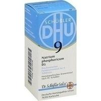 Biochemie 9 Natrium Phosphoricum D3 Tabletten