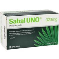 SABALUNO 320 mg Weichkapseln