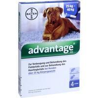 ADVANTAGE 400 Lösung Pipetten f.Hunde ab 25 kg**