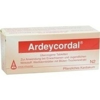 ARDEYCORDAL überzogene Tabletten