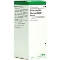 HEEL HAMAMELIS HOMACCORD Drops